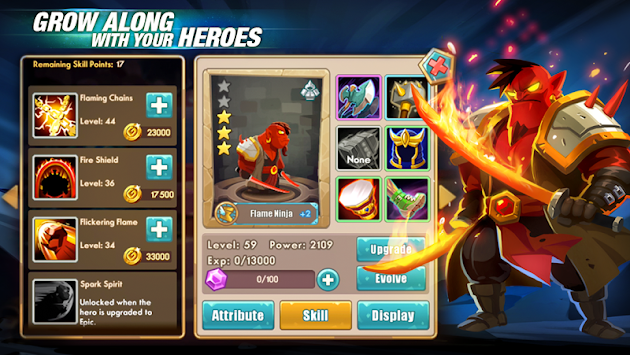 We Heroes - Born To Fight APK screenshot thumbnail 4
