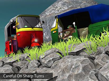 Off Road Tuk Tuk Auto Rickshaw APK for Bluestacks