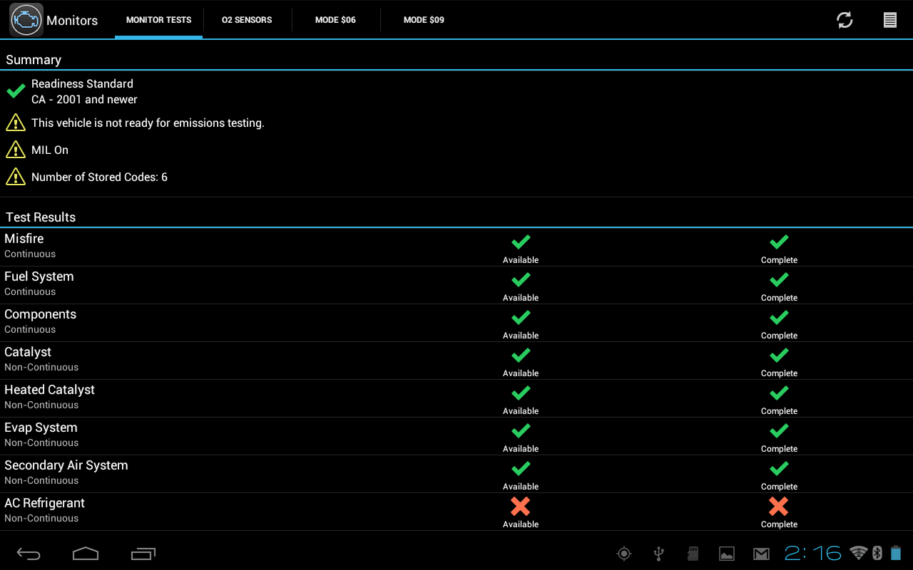 OBD Fusion (Car Diagnostics) Screenshot 12