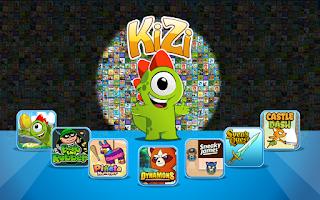 Screenshot of Kizi - Free Games