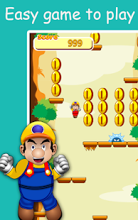 Jumper Mario World - screenshot