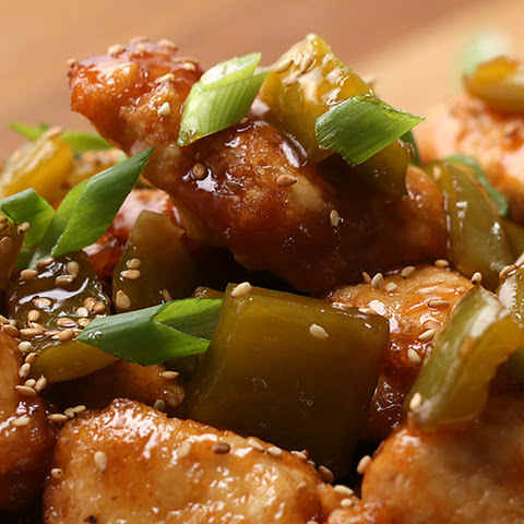 This Sweet And Sour Chicken Is Your New Go-To Dinner
