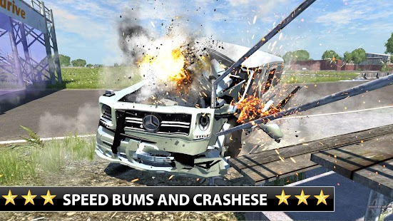 Car Crash Simulator Engine Damage