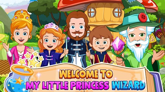 My Little Princess : Wizard World, Fun Story Game for pc