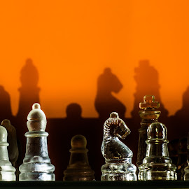 checkmate by Prabhat Kumar - Sports & Fitness Cue sports ( indoor, shadow, chess, sports, light,  )