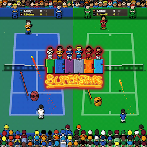 Tennis Superstars For PC / Windows 7/8/10 / Mac – Free Download