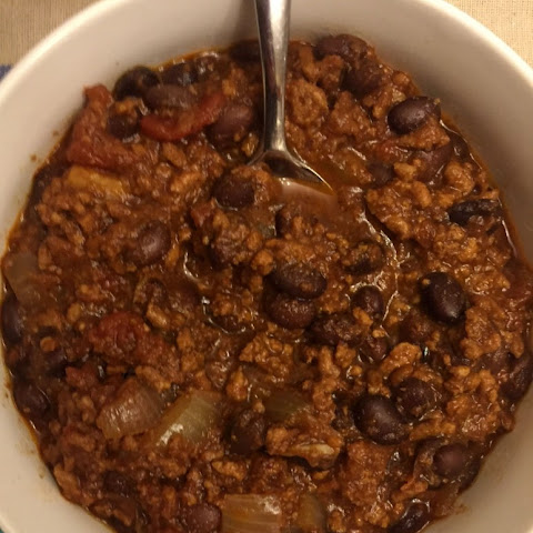 Best Easy Slow Cooker Beef Chili