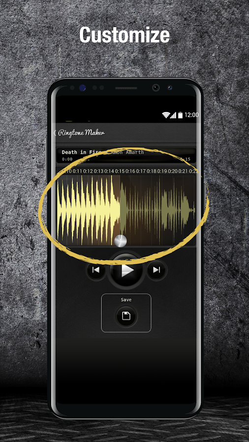 Call Ringtones Maker Screenshot 3