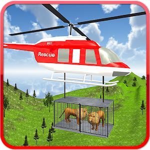 Zoo Animal Transport: Heli