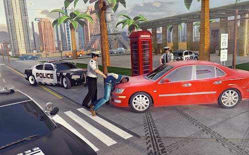 Grand Crime Auto Gangster Andreas City