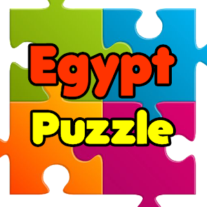Egypt Legend Stone Puzzle Game