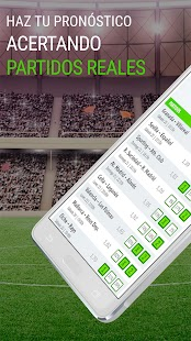 QUIFA Game ⚽️ Liga de Fútbol - Fantasy Manager 1X2 Screenshot