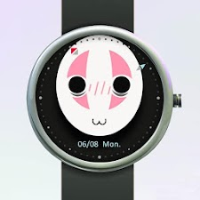 Noface Watch Face for Wear