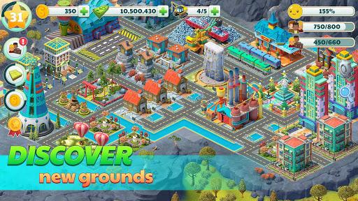 Town City - Village Building Sim Paradise Game 4 U screenshot 13