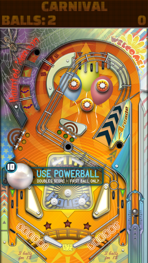 Pinball Deluxe: Reloaded (Unreleased) Screenshot 3