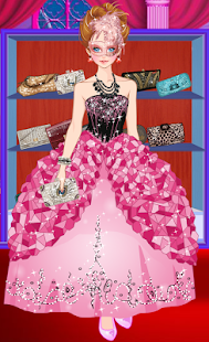 Doll Princess Prom Dress Up- screenshot thumbnail