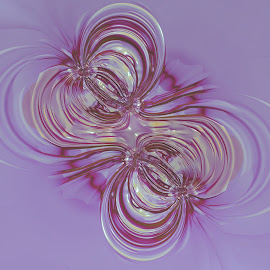 by Cassy 67 - Illustration Abstract & Patterns ( vibe, swirl, wallpaper, digital art, fractal art, wave, fractal, digital, fractals )