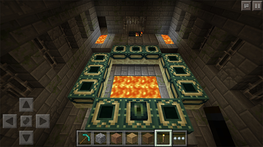 End Portal Mod - Minecraft PE screenshot 2