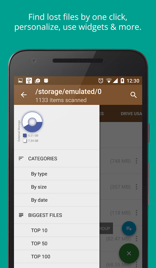 Disk & Storage Analyzer [PRO] Screenshot 5