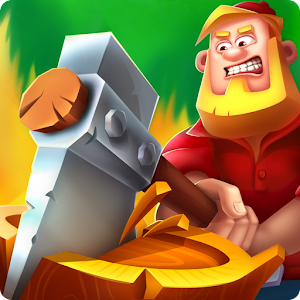 Timber Slash - Best Clicker Online PC (Windows / MAC)