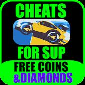 Free Free Diamonds SUP Racing Prank APK for Windows 8