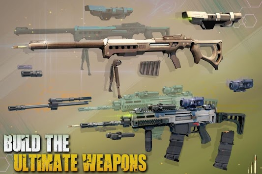 Cover Shoot: Elite Sniper Strike APK screenshot thumbnail 10