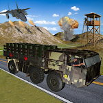 Drive Cargo Army Truck 3D 1.0 Apk