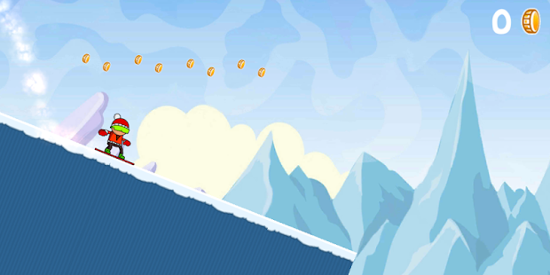 Snowboarding Games Hero- screenshot
