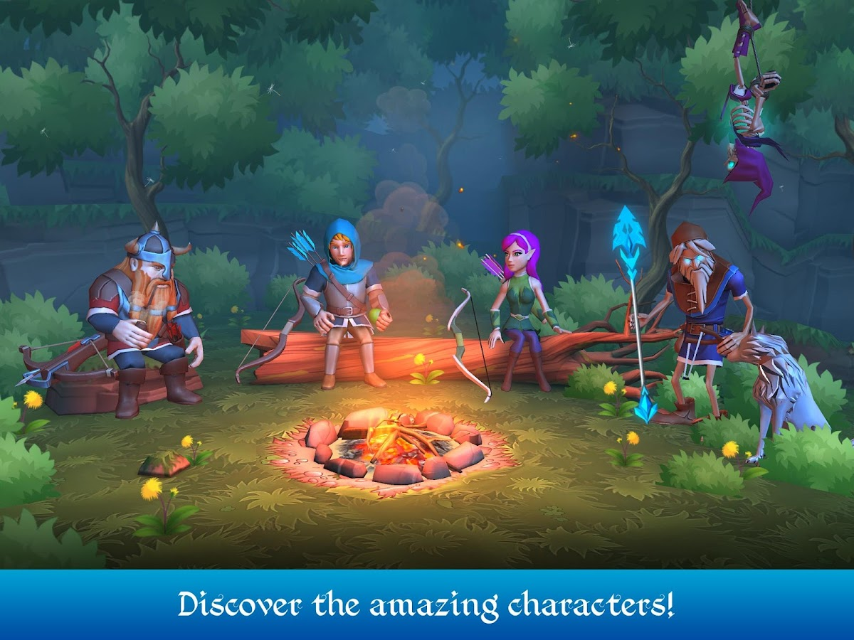 Tiny Archers Screenshot 12