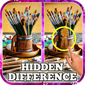 Hidden Difference: Art World