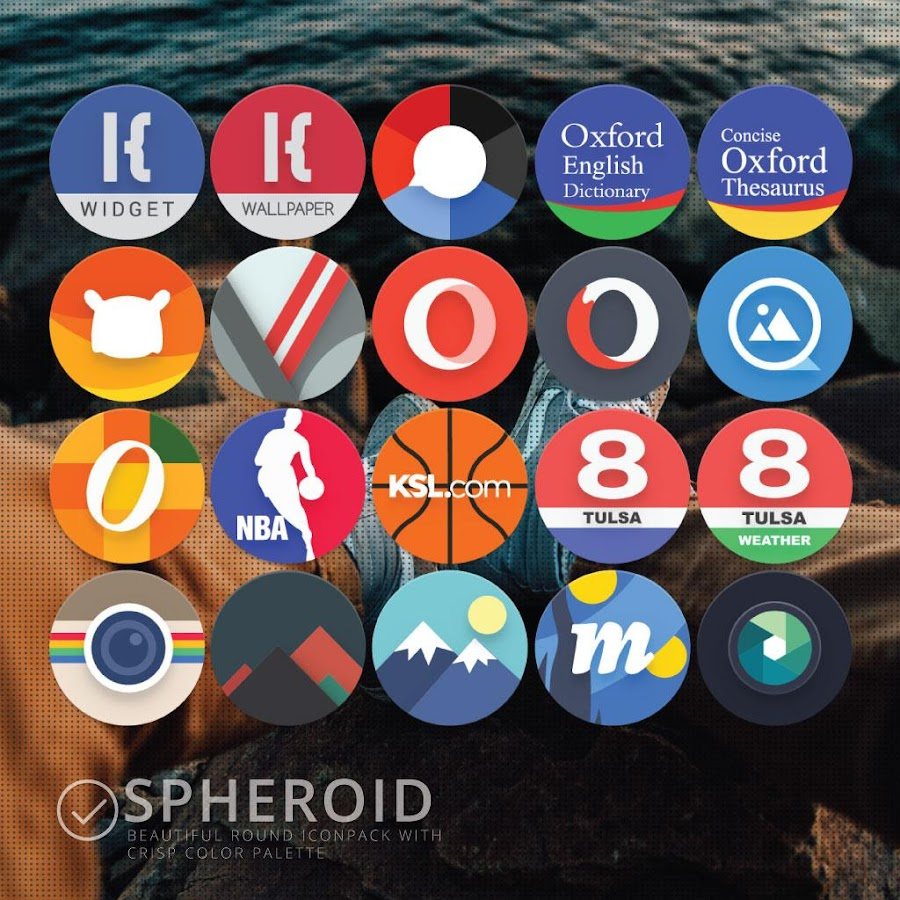 Spheroid Icon Screenshot 12