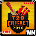 T20 Cricket 2016 3.0.2 icon