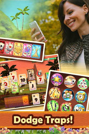 Solitaire TriPeaks screenshot 24