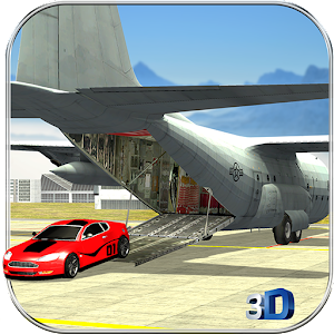 Cover art Airplane Pilot Car Transporter