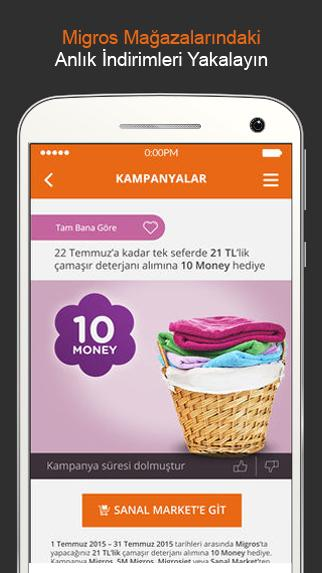 Migros Turkey Screenshot 4