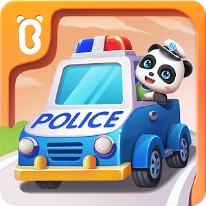 Little Panda Policeman For PC (Windows & MAC)