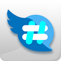 Hashtag Users - Twitter management tools APK for Bluestacks