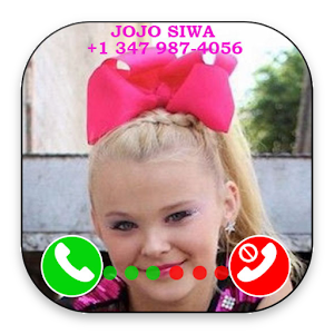 Fake call jojo siwa For PC
