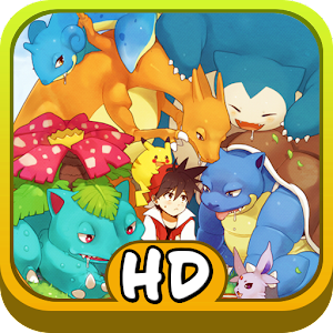 Download HD Poke Art Wallpaper For PC Windows and Mac