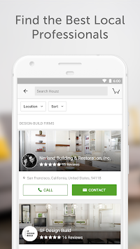 Houzz Interior Design Ideas APK screenshot thumbnail 4