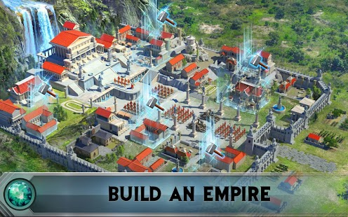Game Game of War - Fire Age APK for Kindle