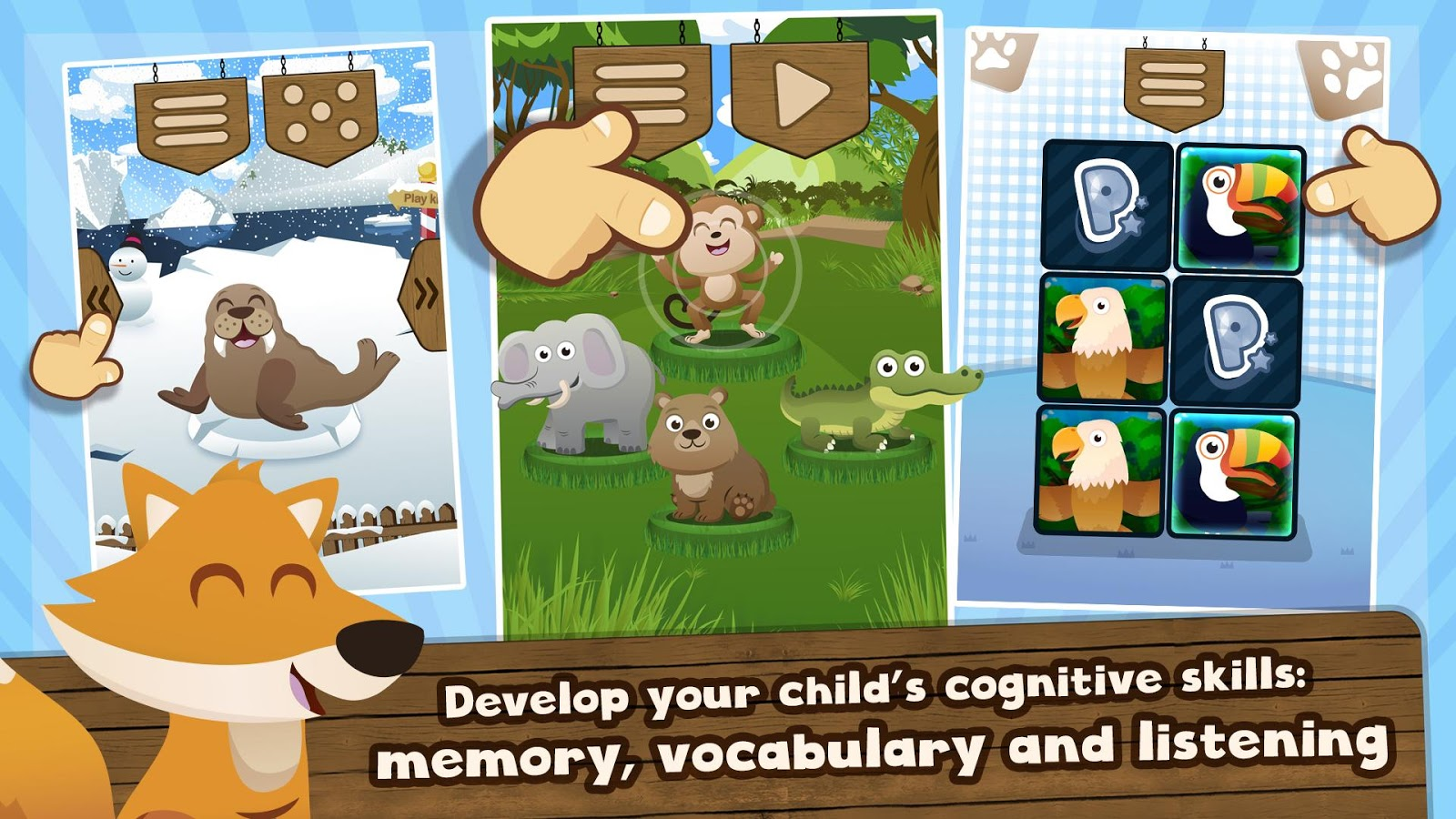 Animal Sounds Screenshot 2