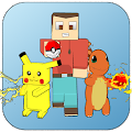 Game Cube Craft Go: Pixelmon Battle APK for Windows Phone