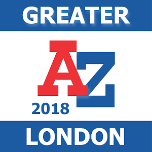 Greater London A-Z Street Map For PC / Windows 7/8/10 / Mac – Free Download