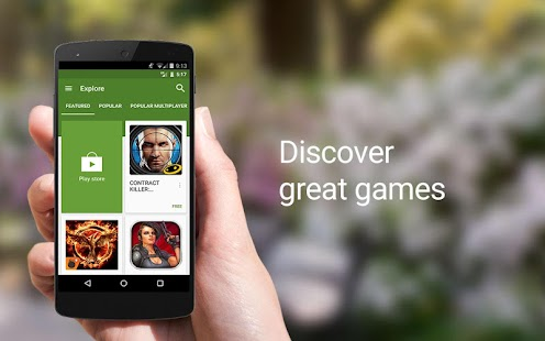 Free Google Play Games APK for Windows 8