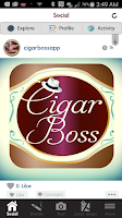 Screenshot of Cigar Boss