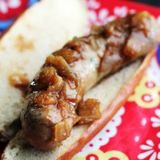 Mark and Barb's Beer Brats