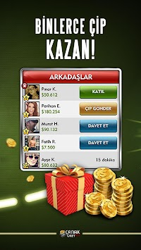 Çanak Okey Plus APK screenshot thumbnail 4
