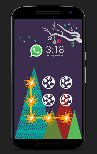 Christmas 2017- AppLock Theme For PC