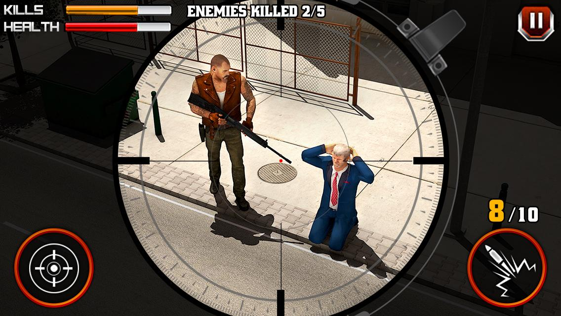 Gangster Escape Shooter 3D Screenshot 13